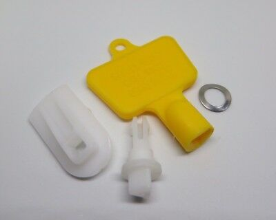 Gas Electric Meter Box Latch And Key