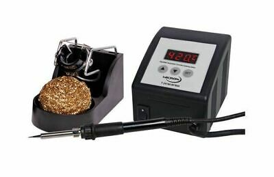 Micron Lead Free Soldering Station 80W / Freestanding Iron Holder / Tip Cleaner