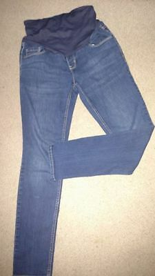 Old Navy Maternity Skinny Full Panel Jeans Size 8 Regular