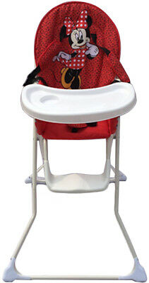 High Chair Baby Micky Mouse Baby Child Kids Booster Seat Feeding Tray Highchair