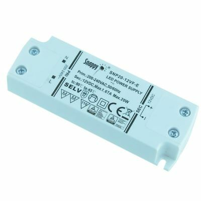 20W 12V 1.67A Tension Constante LED PILOTE Alimentation électrique