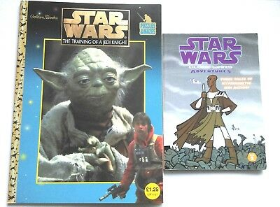 Star Wars Training Of A Jedi Knight Puzzle Book And Clones Wars Adventures Vol 2