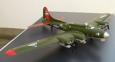 E-Flite UMX B17 Flying Fortress , Spw 660
