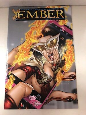 Boundless Comics Ember Issue # 0 Selfie Comic Book Free Shipping