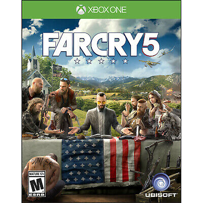 Far Cry 5 Xbox One [Factory Refurbished]