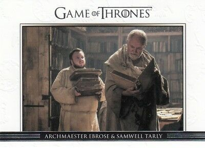 Game Of Thrones Season 7 - Relationships Chase Card Dl44