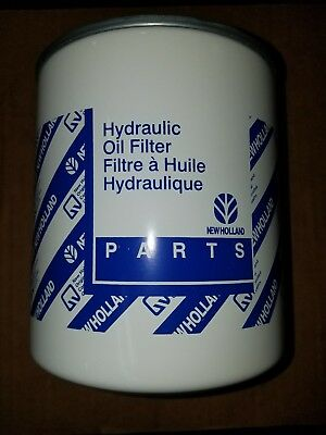 NEW HOLLAND OLD P/N 47133194 New P/N 84257511 Hydraulic Oil Filter