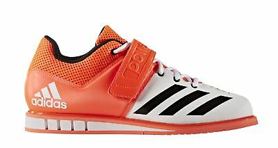 adidas Powerlift 3 AQ3328 Mens Trainers~Weightlifting~Gym~UK 5 to 13.5 Only