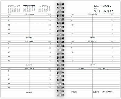 At-A-Glance Weekly Appointment Refill for 70-008 - Planner & Appointment Book