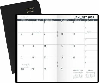 At-A-Glance 2-Year Monthly Pocket Planner - Pocket Calendars