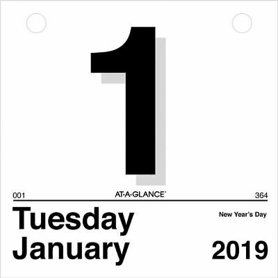 At-A-Glance Today Is Daily Wall Calendar Refill for K1 - Wall Calendars