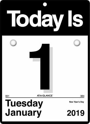 At-A-Glance Today Is Daily Wall Calendar - Wall Calendars