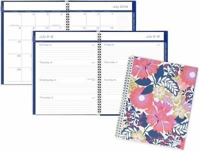 mead tropical weekly monthly planner weekly monthly planners