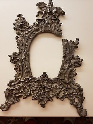 Very old mirror or photos frame