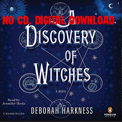 A Discovery of Witches - Deborah Harkness [AUDIO BOOK]