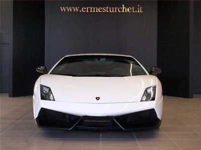 Lamborghini Gallardo 5.2 V10 LP570-4 Superleggera