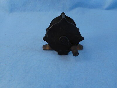 Antique Fly Fishing Reel Solid Brass