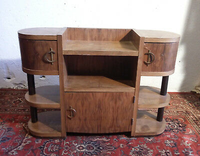 Lovely small cupboard period Art deco