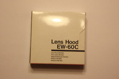 Canon EW-60C Lens Hood for Canon EF-S 18-55mm f/3.5-5.6 IS