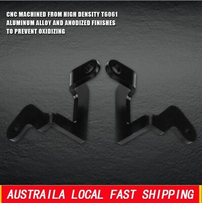 CNC Motorcycle Passenger Seat Rear Grab Bar Hand Rail for Yamaha MT-07 FZ-07