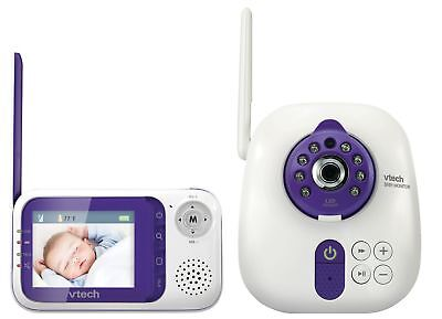 Vtech Safe And Sound Full Colour Video And Audio Baby Monitor