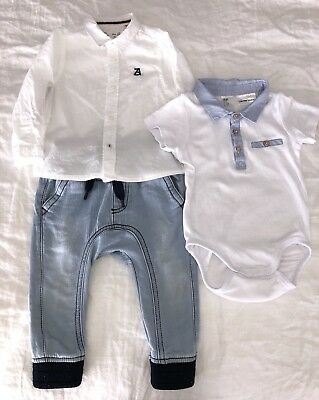 Baby Boys Occasion Wear Bundle| Size 0