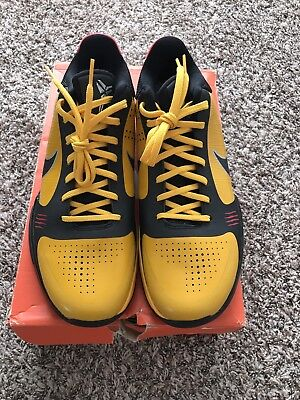 watch 1afd8 21d9a Nike Zoom Kobe Bryant V 5 BRUCE LEE Basketball DS 10.5 NBA Los Angeles  Lakers.