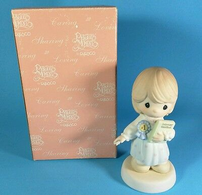 Precious Moments - Enesco - Blessed Are They Who Serve