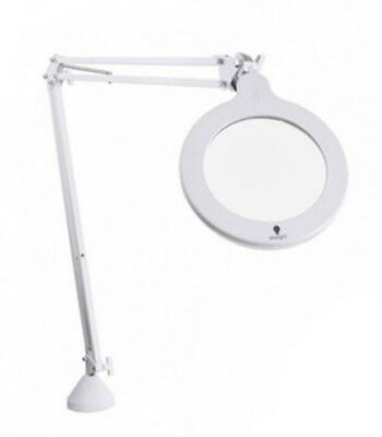 Salon magnifying Lamp with stand