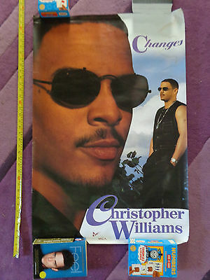 Christopher Williams_Changes_RARE PROMO POSTER_ships from AUSTRALIA!_28a