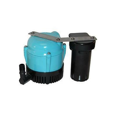 Auto Condensate Removal Pump for A/C HVAC Dehumidifier - 1/50 HP Motor 115-Volt