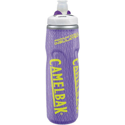 NEW Camelbak Podium Purple Cycling Insulated Drink Bottle
