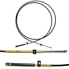 Outboard Control Cable Mercury Mariner Mercruiser 19' Suits 1969 & Later