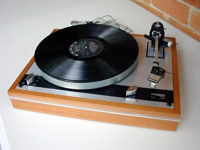 Thorens TD 145, 2-speed Transcription turntable, Ortofon stereo cartridge Origin