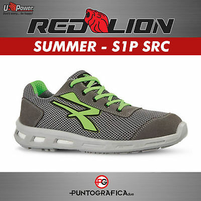 New Summer S1p Src Redlion Scarpa 2018 Upower Da Nuova Antinfortunistica Lavoro TzzqFRw