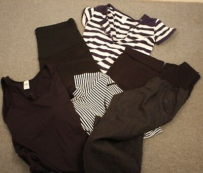 Bulk Maternity Small Size, 1 Skirt, 4 Tops, 2 Pair Of  Pants.