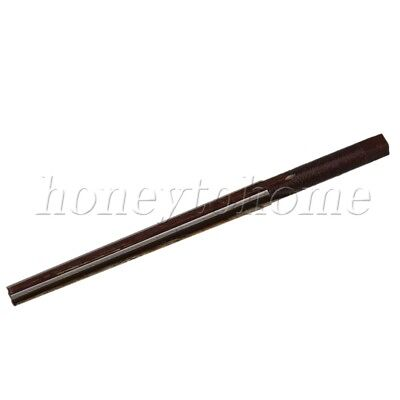 4mm Straight Shank Flutes HSS 1:50 Taper Pin Reamer Silver and Brown