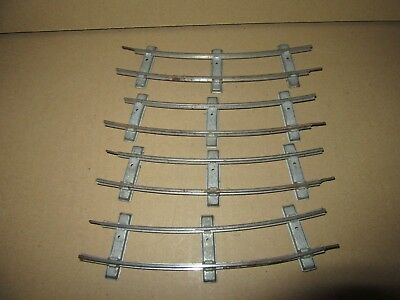 321G JEP Made in France 4 Rails Curve Track S
