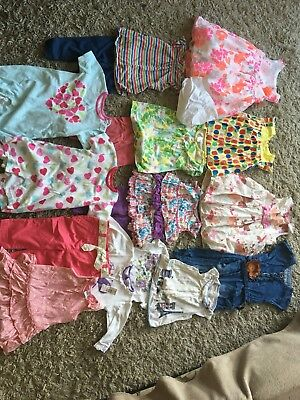 Massive Baby Girl Clothes Bundle Age 9-12 Months Many Next John Lewis