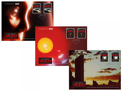 2001: A Space Odyssey - The Trinity (A Special 3 Cover Collection) (WJ97)