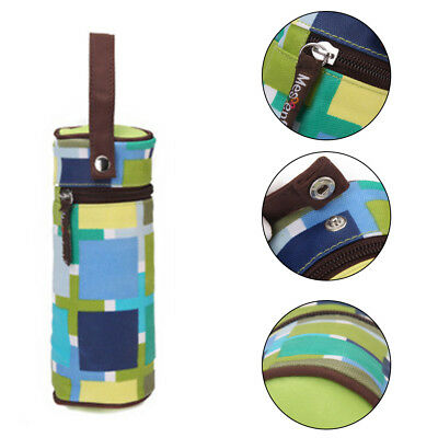 Baby Feeding Milk Bottle Warmer Travel Portable Mummy Insulation Tote Bags
