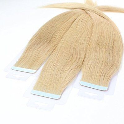 Just Beautiful Hair 10 x 2.5g Extension Biadesive Capelli Veri - 40cm - (q7H)
