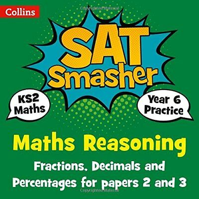 Year 6 Maths Reasoning - Fractions, Decimals and Percentages for papers 2 ...