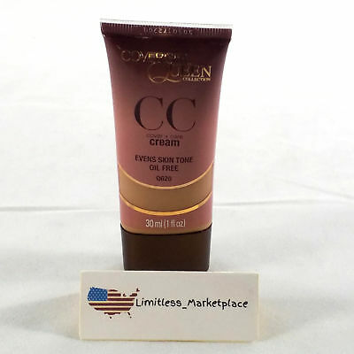 CoverGirl Queen Collection CC Cream Classic Bronze #Q620, 1 Ounce