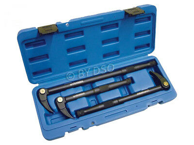BERGEN Professional 3 Piece Indexable Pry Bar Set 6700