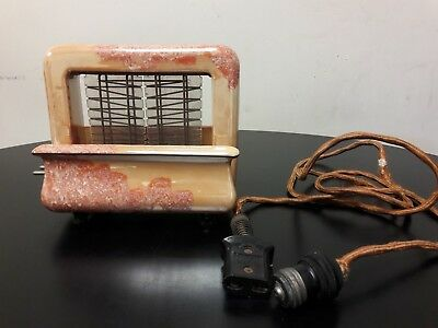 Pan Electric Mfg Co Toastrite Toaster  With Cord!