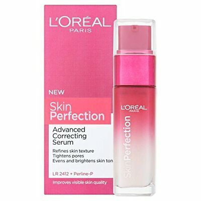 Loreal Paris Skin Perfection Advanced Correcting Serum 30ml Cream Anti Ageing