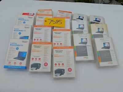 18 Programs Office Max/Office Depot  Essentials over $1000 Value FREE SHIPPING!