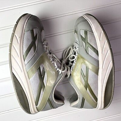a82fb14fa260 MBT Physiological Footwear Womens Sneaker Walking Toning Shoes Sz 8.5   39