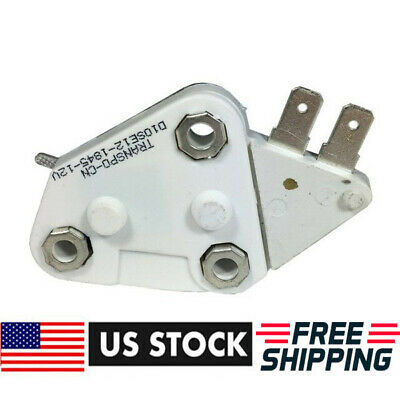delco 10si 12si 15si 27si self excited exciting 1 wire voltage regulator 12  volt